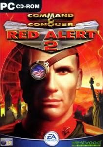 okładka gry red alert 2