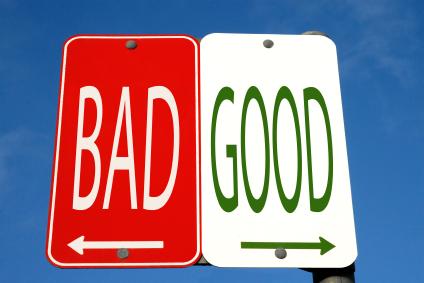 zły i dobry
