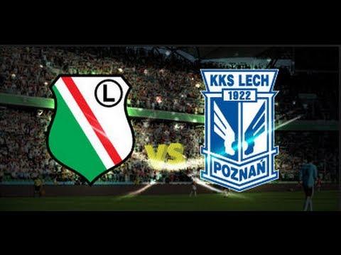 mecz Legia Lech